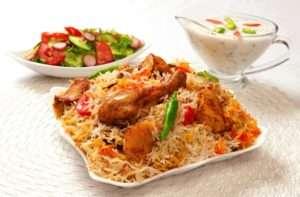 7Spice Restaurant - Chicken Biryani from 7Spice