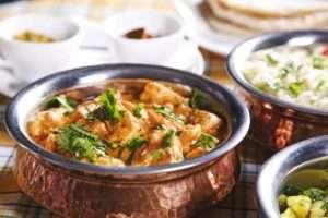 7Spice Restaurant - Chicken Curry