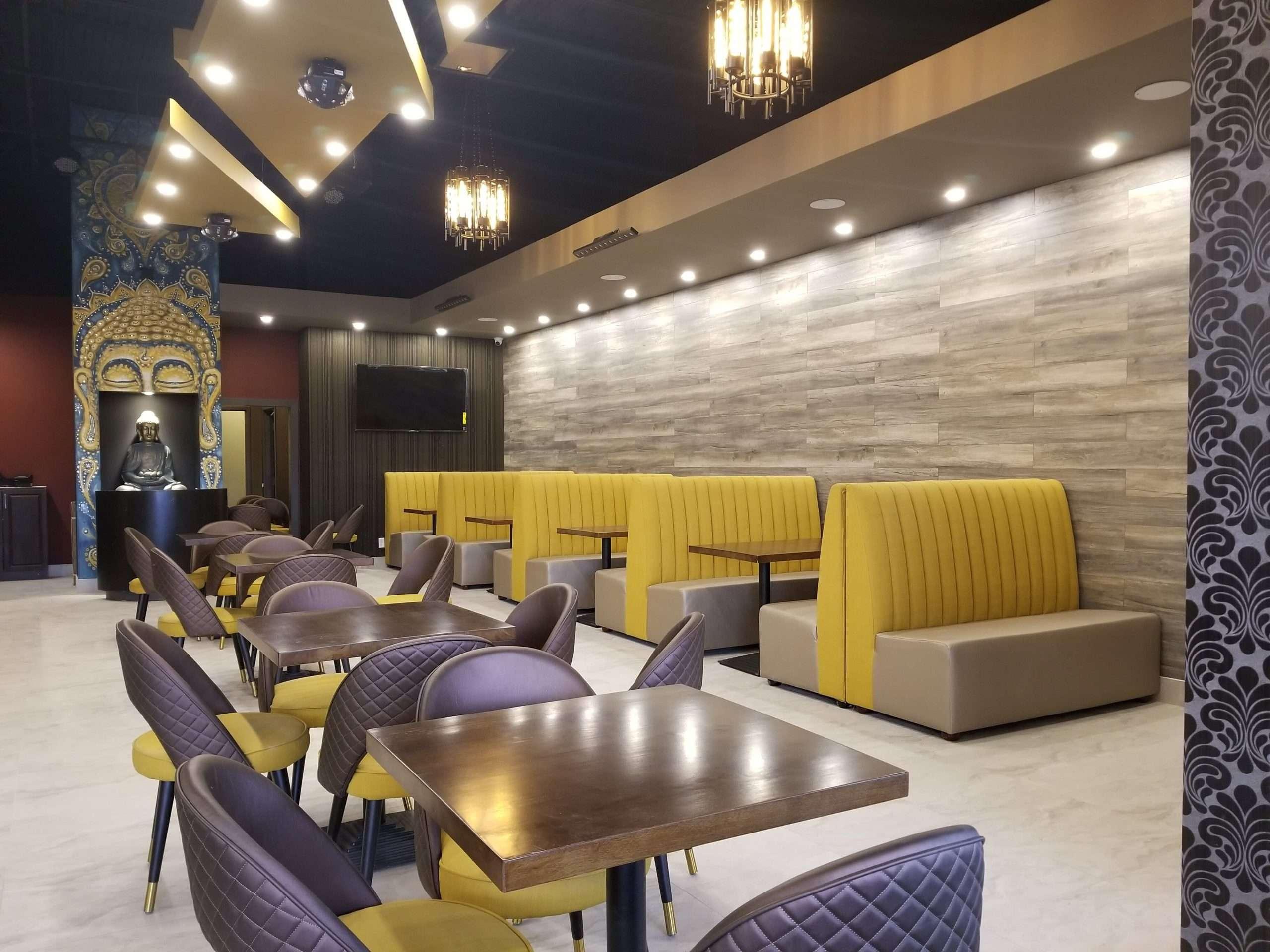 7Spice Restaurant - Interiors