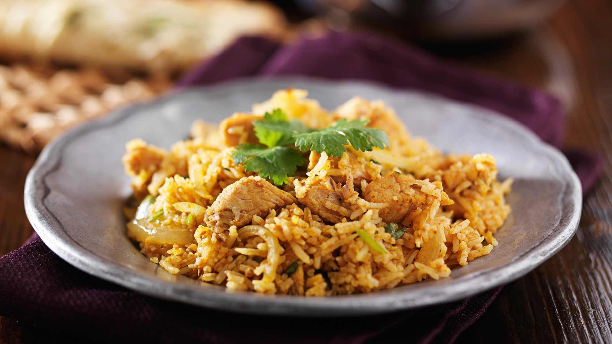 Basmati Rice & Biryani